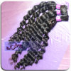 Wholesale Remy Human Hair Bulk Brazilian Virgin Hair
