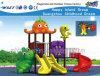 Cartoon Animals Outdoor Playground for School Hf-16701