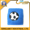 Fashinable Cotton Wrist Protector with Embroidery Logo (KW-009)
