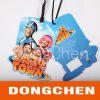Custom Printed Plastic Paper Garment Swing Hang Tag