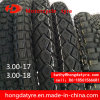 Top Quality Rubber Tyre China Motorcycle Tyre Manufacturers 3.00-18 3.00-17