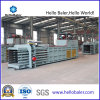 Horizontal Automatic Baling Machine with Conveyor Belt