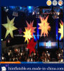 Colorful Catering, Stage, Event LED Lighting Ceiling Decoration Inflatable Star 032
