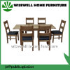 Dining Room Furniture Type and Wood Material Dining Set