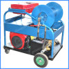 Sewer Drain Pipe Cleaning System High Pressure Cleaner
