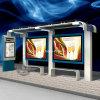 Acrylic Bus Shelter Design Rolling Light Box