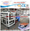 Double Stage Polyurethane XPS Foam Board Production Line