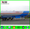 Fuel Tank Semi Trailer Movable Pressure Vessel 45000 Liters LPG Tanker Trailer