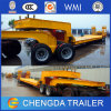 100 Ton Low Bed Trailer with Dolly