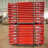 Painting Heavy Duty Scaffold Steel Props for BS1139 /En74 Standard
