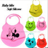 Promotion Waterproof Baby Silicone Bibs