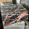 High Quality M502 Cuckoo Red Marble 600X600 Wall Tile
