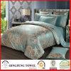 Fashion Poly-Cotton Jacquard Bedding Set Df-C153