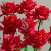 Single Stem Artificial Rose Flower Light