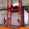 Customized Guide Rail Goods Elevator Lift with Good Quality Price