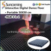 Great Proformance Programable Portable Interactive LED Dance Floor
