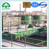 Sewage Treatment Equipment Tng Type Driving Type Lift Rake Mud Scraper Machine