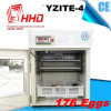 Hhd High Hatching Rate Fully Automatic Egg Incubator (YZITE-4)