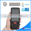 Large Screen Courier PDA Portable with Barcode Scanner and 4G