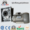 3 Phase AC Worm Gear 1100W Electric Motor