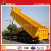 3axles 50cbm End Dump Tipping Trailer for Mining