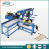 No-Nail Plywood Box Making Steel Buckles Machine