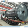 Used Tire Recycling to Oil New Condition Pyrolysis Machine