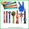 Custom Design Promotion Inflatable Balloon Stick, PE Cheering Stick Bam Bam Stick