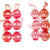 Personalized Knitting Yarn Ball -- Christmas Gift Decoration Ornament