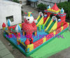 Fantastic Snowman Inflatable Fun City, Inflatable Big Park, Inflatable Amusement Park