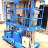 Double Mast Aluminum Alloy Hydraulic Lifting Platform