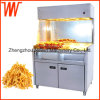 Stainless Steel French Fry Chips Warmer Station