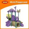 Plastic Outdoor Playground Facility (2249A)