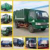 4cbm 6X4 Compressed Garbage Truck 4X2 Compactor Garbage Truck 10ton Garbage Compactors Truck