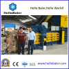 Hydraulic Bailer Machine for Cardboard, Waste Paper, Baling Press
