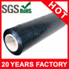 Industrial Black Colored Plastic Wrap Stretch Film