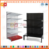 Factory Customized Single Side Steel Supermarket Display Shelving (Zhs553)