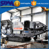 New Style Mobile Jaw Crusher 10-250tons