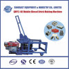 Qmy2-40 Mobile Diesel Concrete Block Making Machine