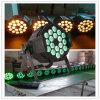 Indoor Rgbawuv PAR 18PCS LED Aluminum Christmas Lighting