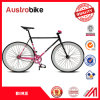 Wholesale 700c Full Aluminum Alloy Parts Bamboo Frame Single Speed Fixed Gear Bike China for Sale with Ce
