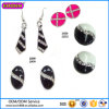 Fashion Jewelry Tin Alloy Beans Earring Wholesale#21939