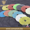 High Glossiness &Long Life Diamond Flexible Polishing Pads for Slabs