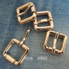 Fashion Metal Adjustable Buckle for Decoration