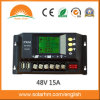 (HM-4815A) 48V15A LCD PWM Solar Controller for Solar Power System