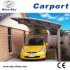 Aluminum and Polycarbonate House Garden Mobile Carports