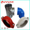 Grooved Pipe Coupling and Fittings for Construction Project
