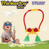 New Intellegence Developed Plastic Animal Flog Toy