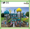 Kaiqi Medium Sized Fantasy Castle Themed Children′s Playground with Slides - Customisation Available (KQ50057A)