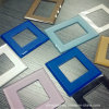 Tempered Printed Glass Wall Switch Plates with 3mm, 4mm, 5mm
